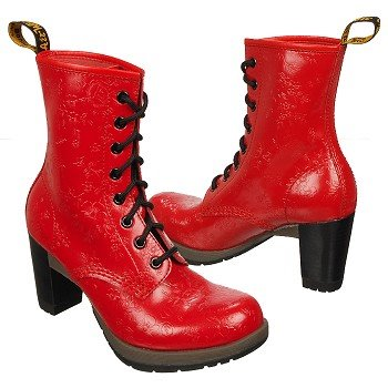 Red Boots of Power!
