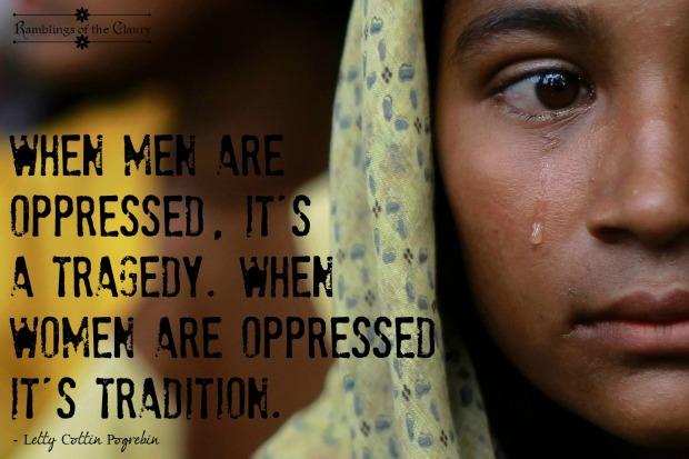 oppressed