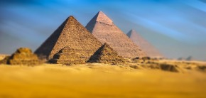 full-view-of-the-pyramids-in-giza-egypt