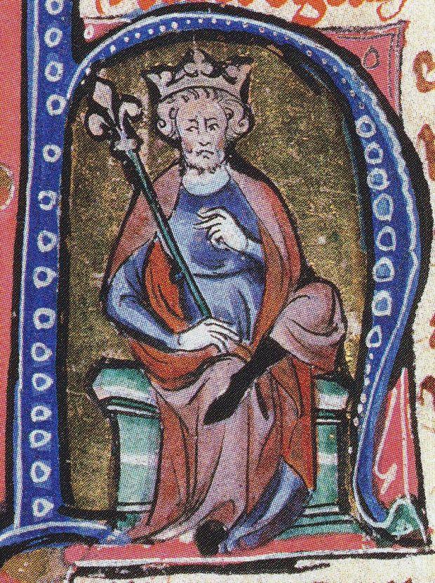 King Cnut (reign 1016-1035; England)